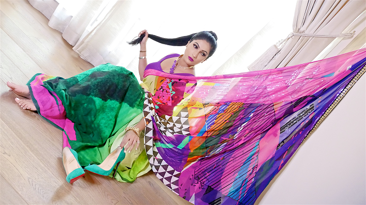 Sonal Saree Lookbook 4