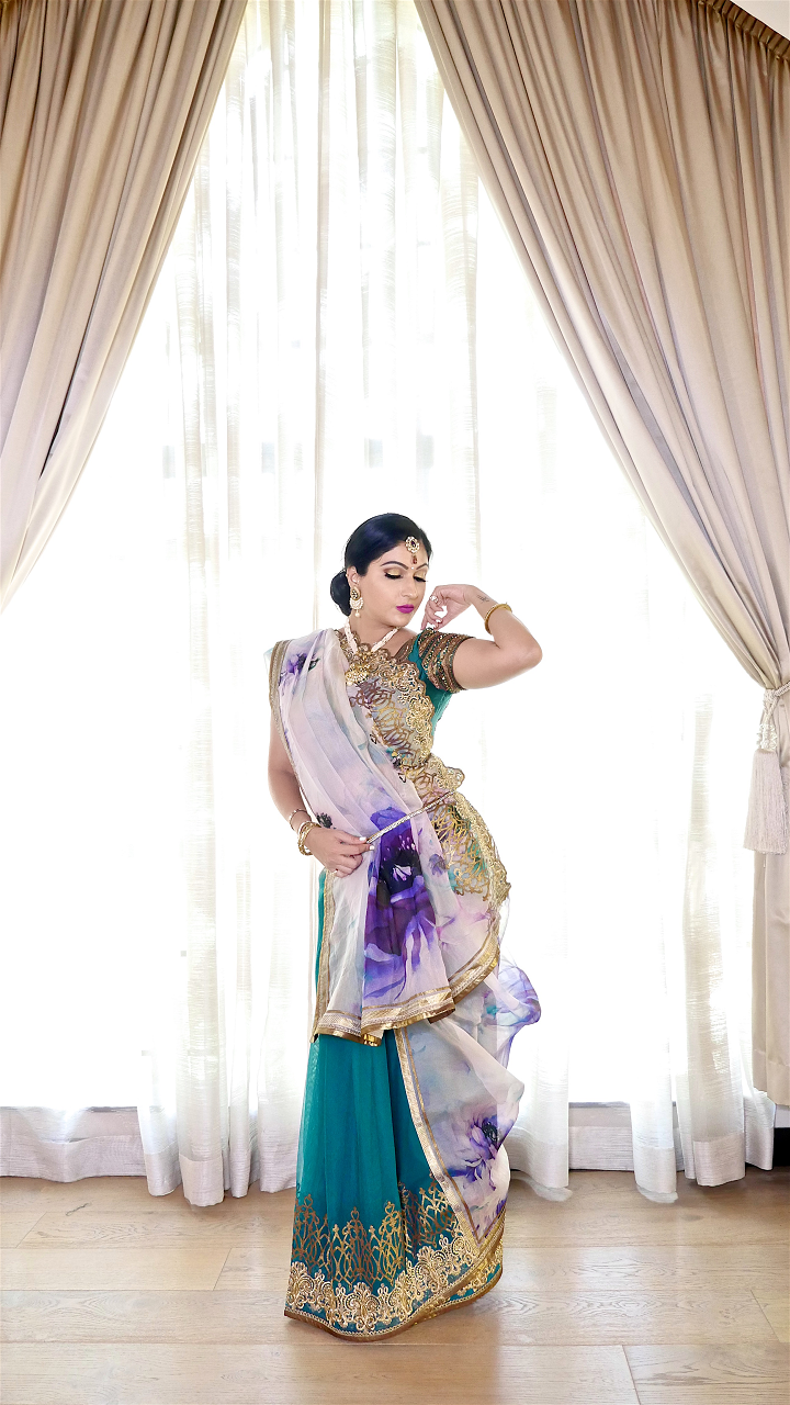 Sonal Saree Lookbook 5