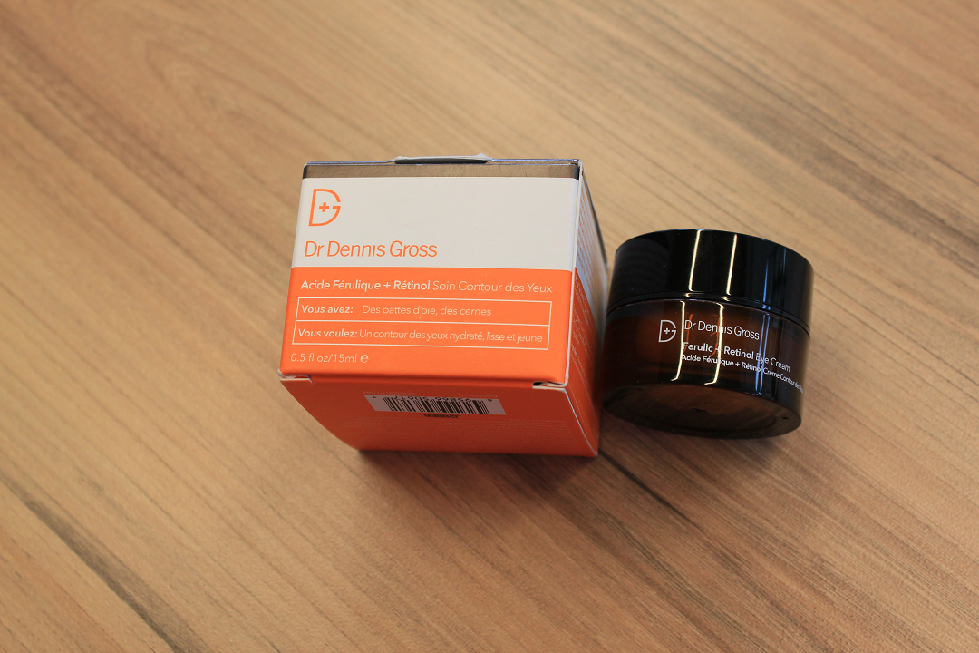 An eye cream from Dr Dennis Gross