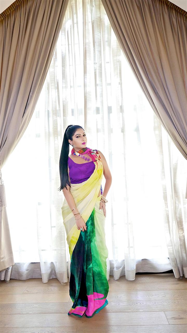 Sonal Saree Lookbook 3