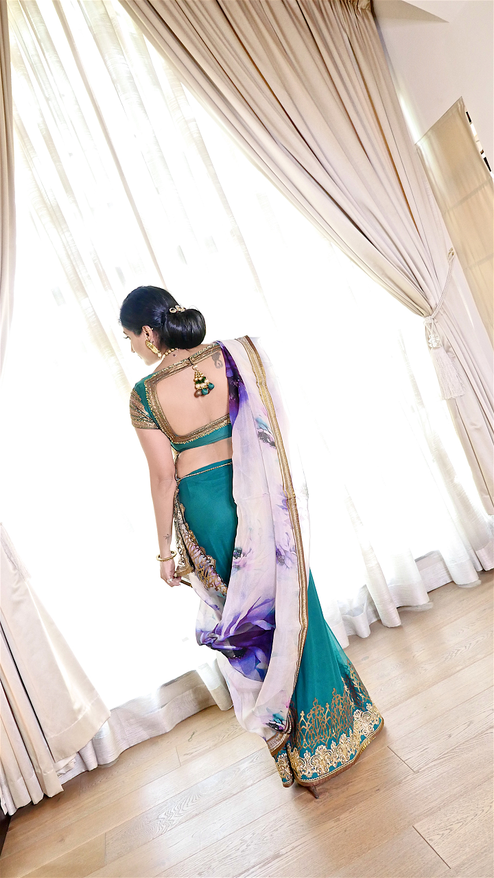 Sonal Saree Lookbook 6